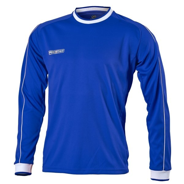 Prostar Celsius Royal/White Football Shirt