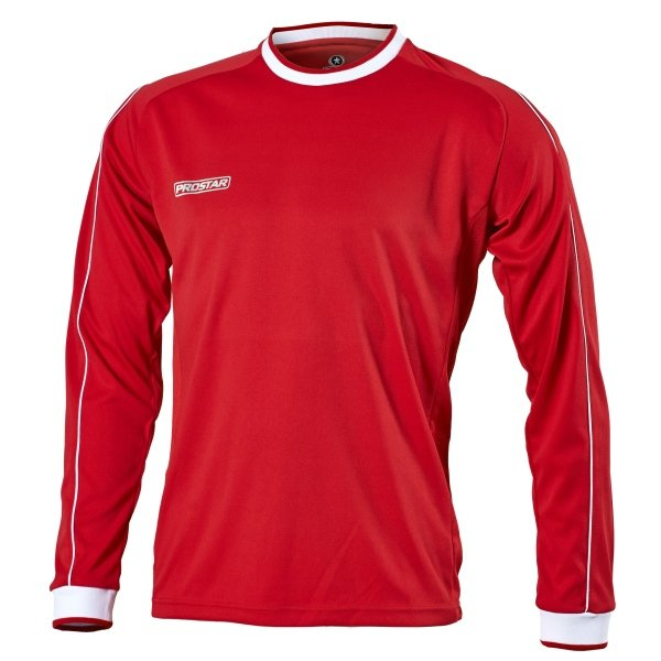 Prostar Celsius Scarlet/White Football Shirt