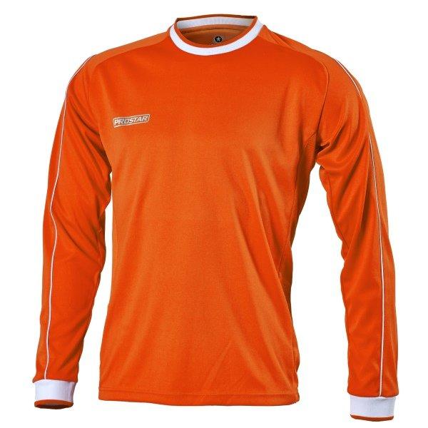 Prostar Celsius Tangerine/White Football Shirt