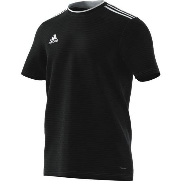 adidas Condivo 18 Black/White Football Shirt