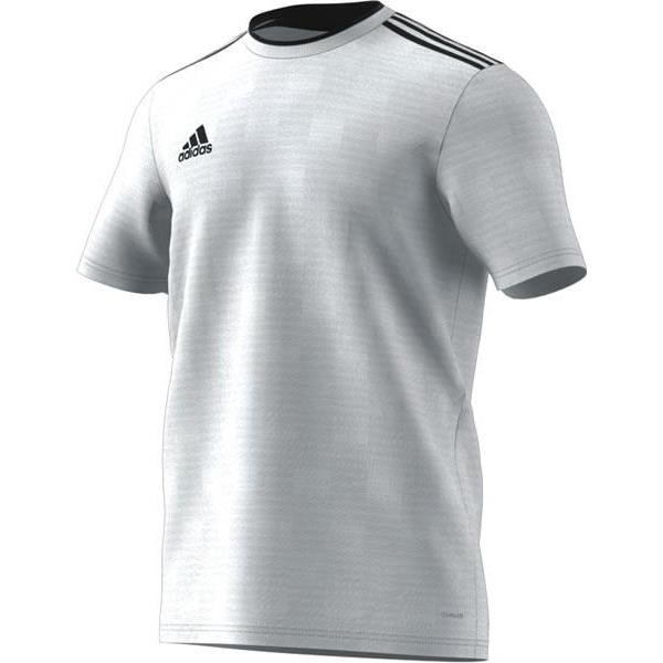 adidas Condivo 18 White/Black Football Shirt