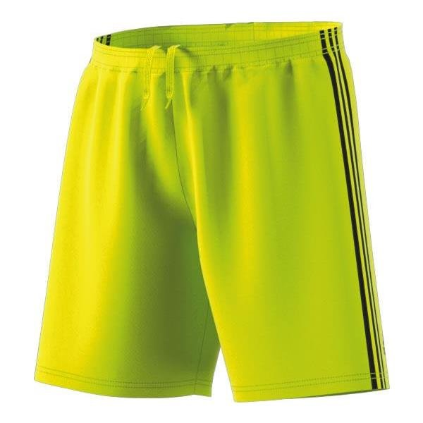 adidas Condivo 18 Solar Yellow/Black Football Short