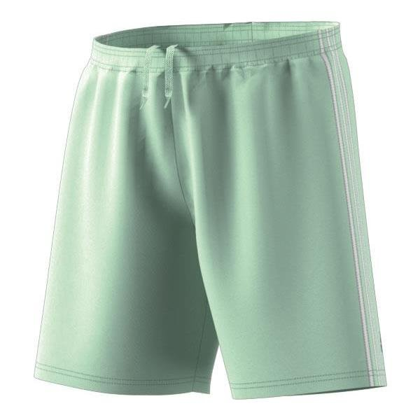 adidas Condivo 18 Aero Green/Off White Football Short