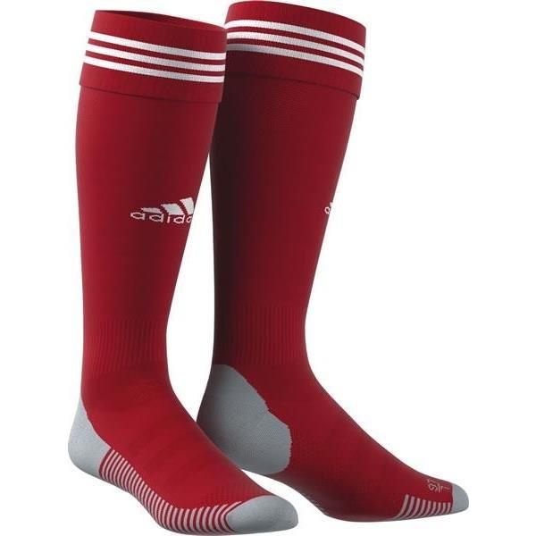 adidas ADI SOCK 18 Power Red/White Football Sock