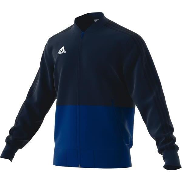 adidas Condivo 18 Dark Blue/Bold Blue Presentation Jacket
