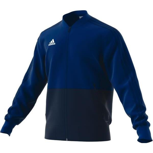 adidas Condivo 18 Presentation Jacket Dark Blue/white