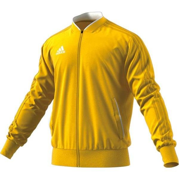 adidas Condivo 18 Yellow/White Pes Jacket Youths