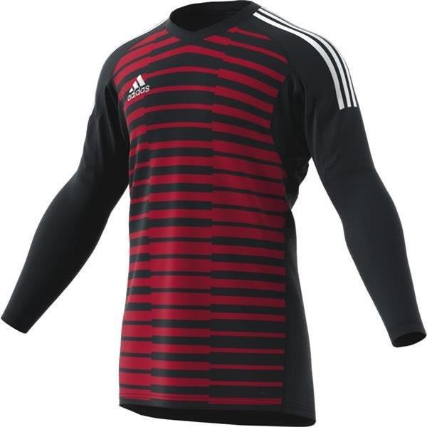 adidas ADIPRO 18 Dark Grey/Unity Pink Goalkeeper Shirt