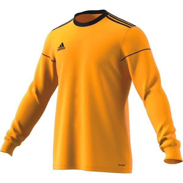 adidas Squadra 17 LS Bold Gold/Black Football Shirt