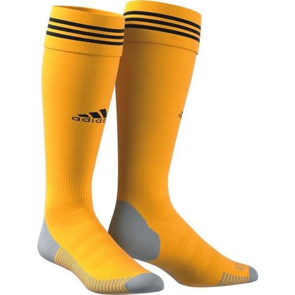 adidas ADI SOCK 18 Bold Gold/Black Football Sock