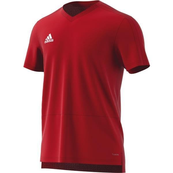 adidas Condivo 18 Power Red/White Training Jersey