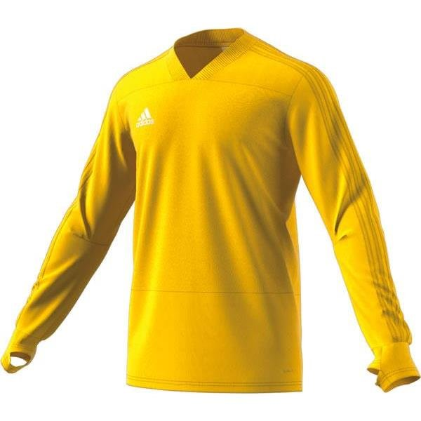 adidas Condivo 18 Yellow/White Training Top
