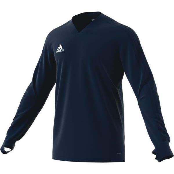 adidas Condivo 18 Dark Blue/White Training Top