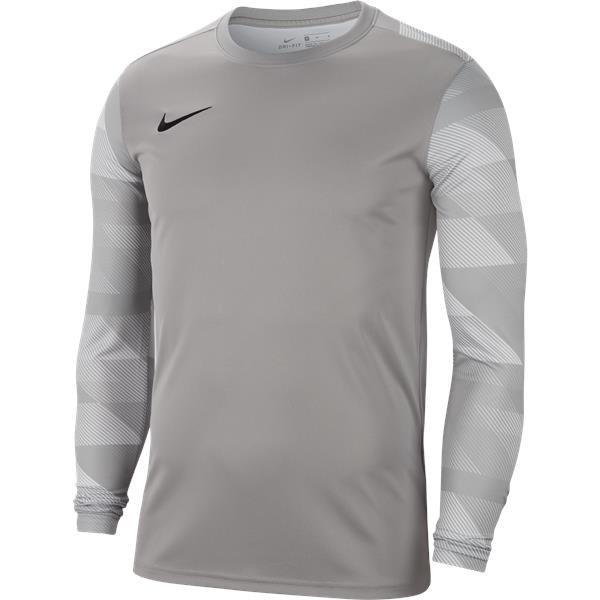 Nike Park IV Pewter Grey/White Goalkeeper Shirt