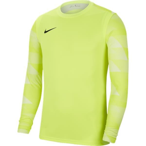 Nike Park IV Volt/White Goalkeeper Shirt
