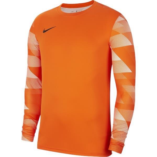 Nike Park IV Safety Orange/White Goalkeeper Shirt