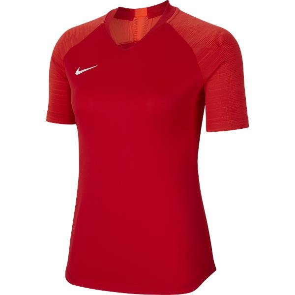 Nike Womens Strike Football Shirt Uni Red/Bright Crimson