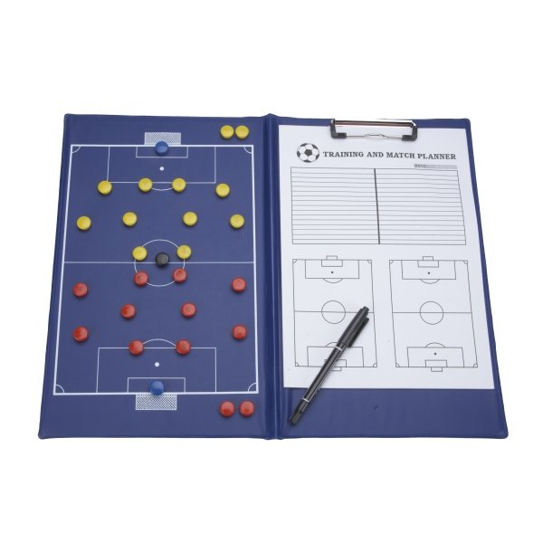 Coaches Tactic Folder with magnetic pieces