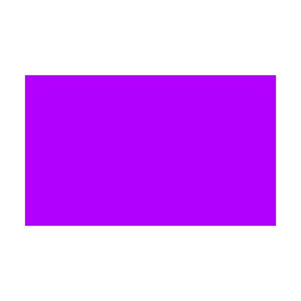 4 Corner Posts & 1 Colour Flags Purple Flags
