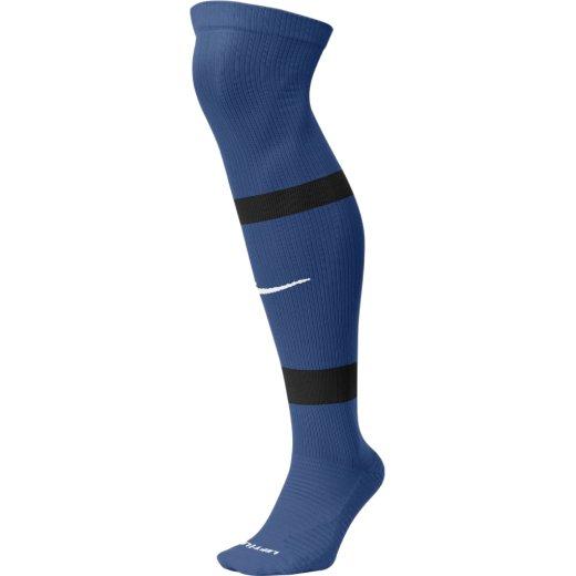 Nike Matchfit Sock Royal Blue/White