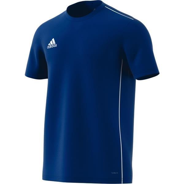adidas Core 18 Bold Blue/White Training Jersey