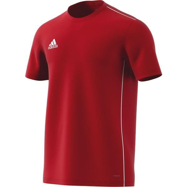 adidas Core 18 Power Red/White Training Jersey