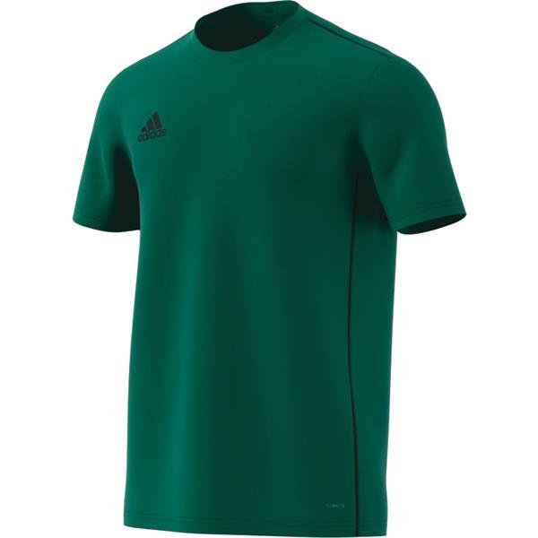 adidas Core 18 Bold Green/Black Training Jersey