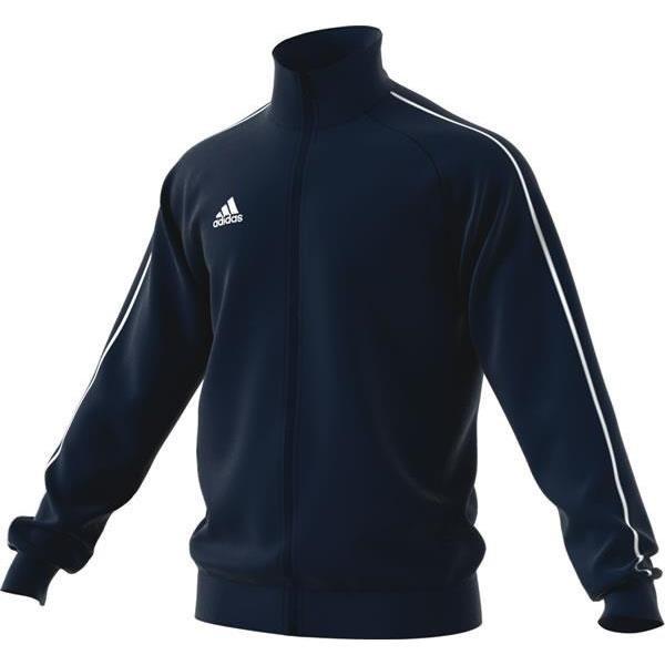 adidas Core 18 Dark Blue/White Pes Jacket