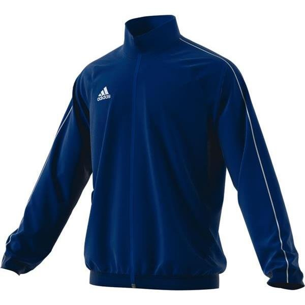 adidas Core 18 Presentation Jacket Dark Grey/black