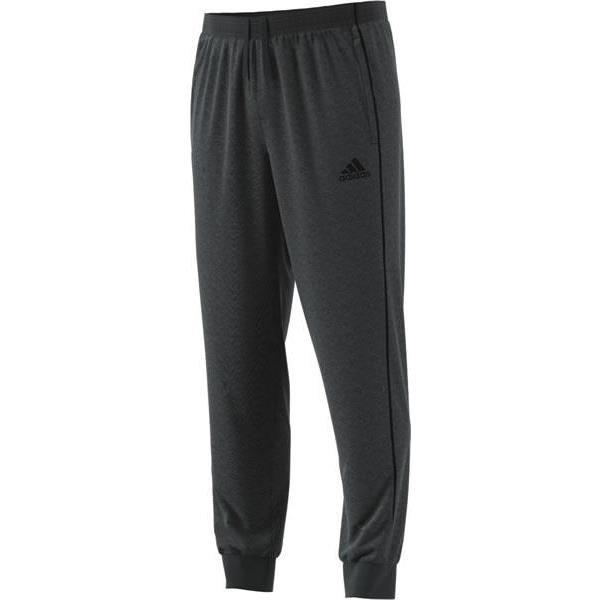 adidas Core 18 Dark Grey/Black Sweat Pants