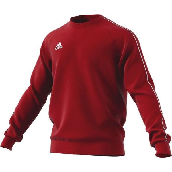 adidas Core 18 Power Red/White Sweat Top