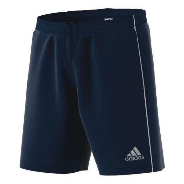 adidas Core 18 Dark Blue/White Training Shorts