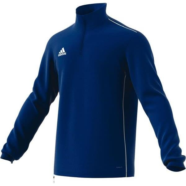 adidas Core 18 Training Top Dark Blue/white