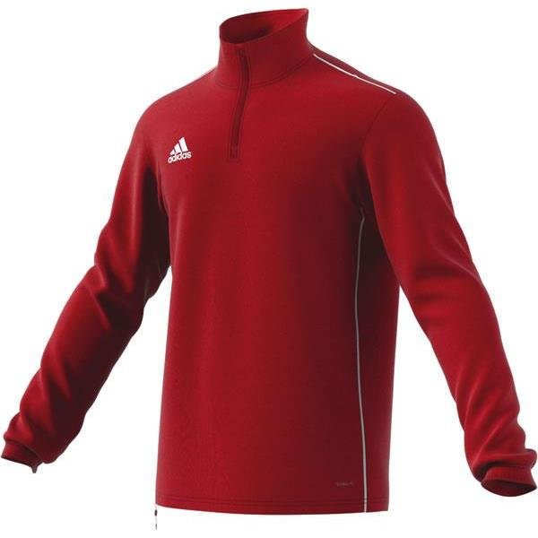 adidas Core 18 Power Red/White Training Top