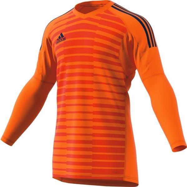 adidas ADIPRO 18 Lucky Orange/Orange Goalkeeper Shirt