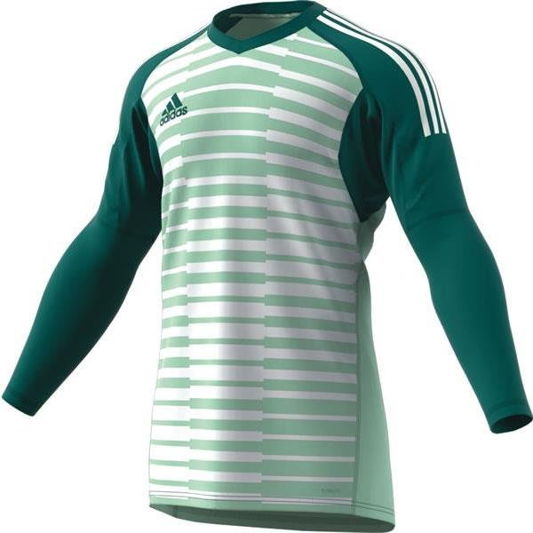adidas ADIPRO 18 Tech Forest/Aero Green Goalkeeper Shirt