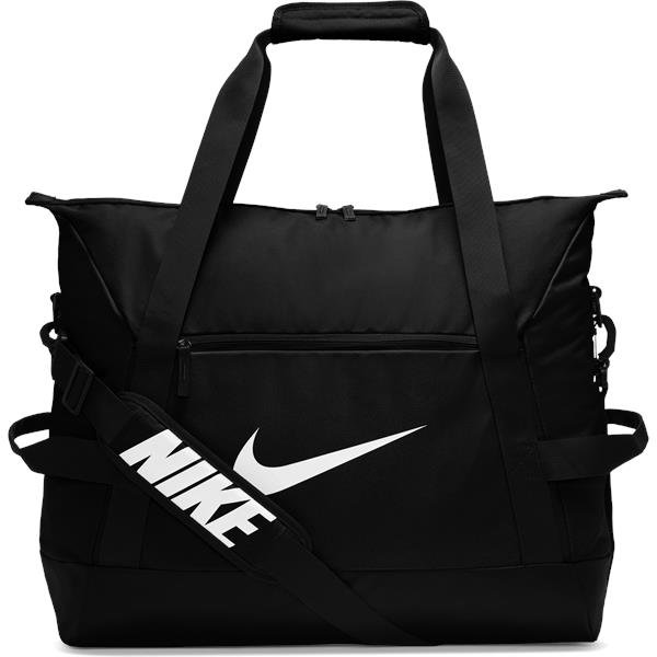 Nike Club Team Duffel Bag Black/White