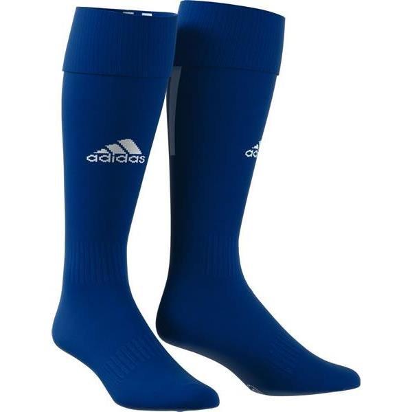 adidas SANTOS 18 Bold Blue/White Football Sock