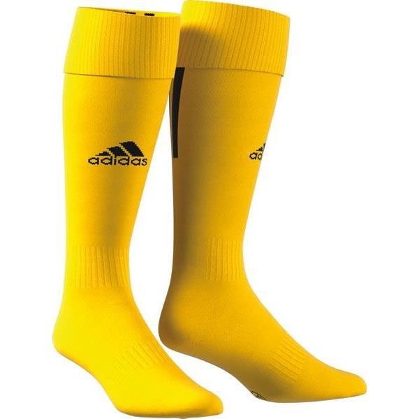 adidas SANTOS 18 Yellow/Black Football Sock