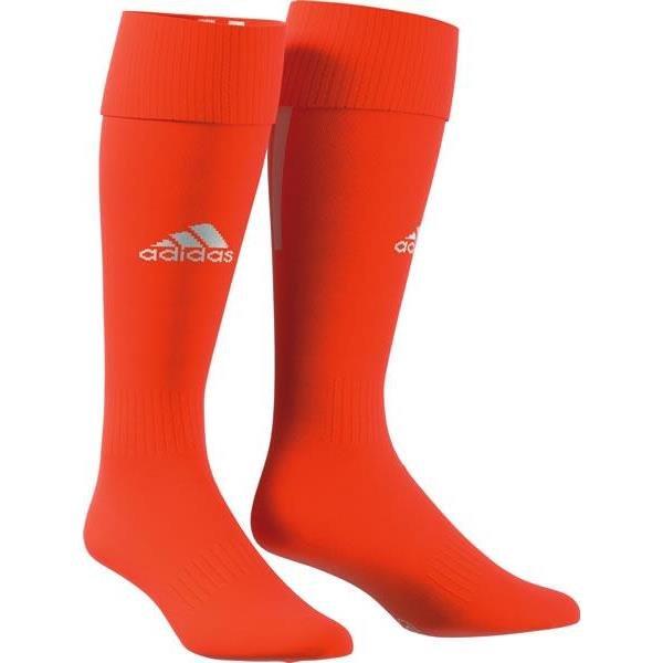 adidas SANTOS 18 Orange/White Football Sock