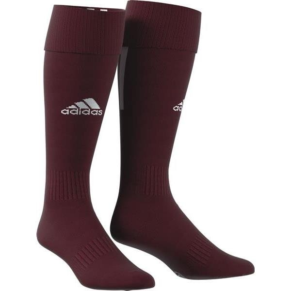 adidas SANTOS 18 Maroon/White Football Sock