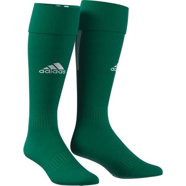 adidas SANTOS 18 Bold Green/White Football Sock