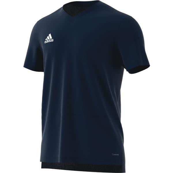 adidas Condivo 18 Dark Blue/White Training Jersey