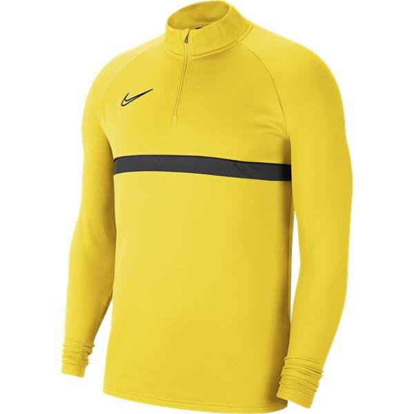 Nike Academy 21 Drill Top Tour Yellow/Black