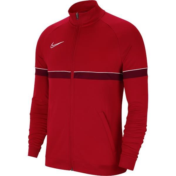 Nike Academy 21 Track Jacket Knit Uni Red/White
