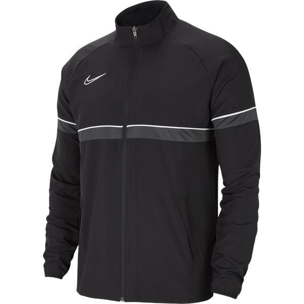 Nike Academy 21 Track Jacket Woven White/black