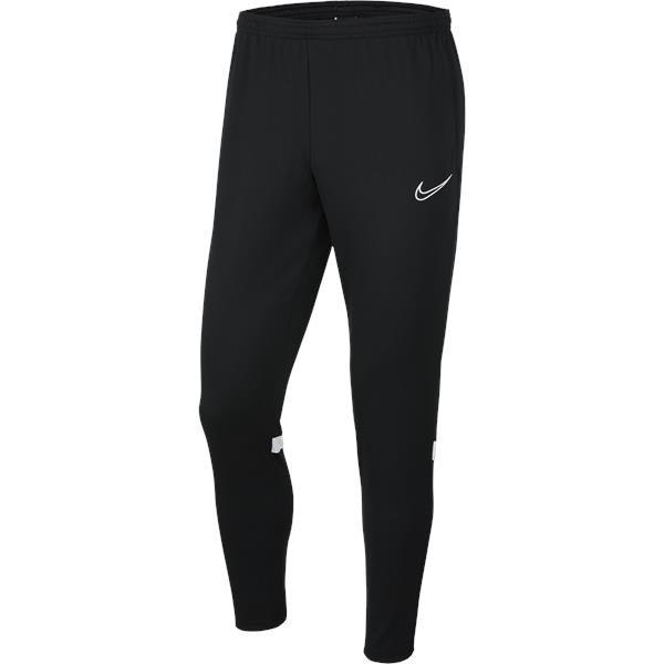 Nike Academy 21 Knit Pant White/black
