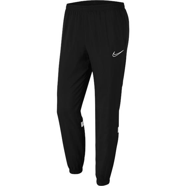 Nike Academy 21 Woven Pant White/black