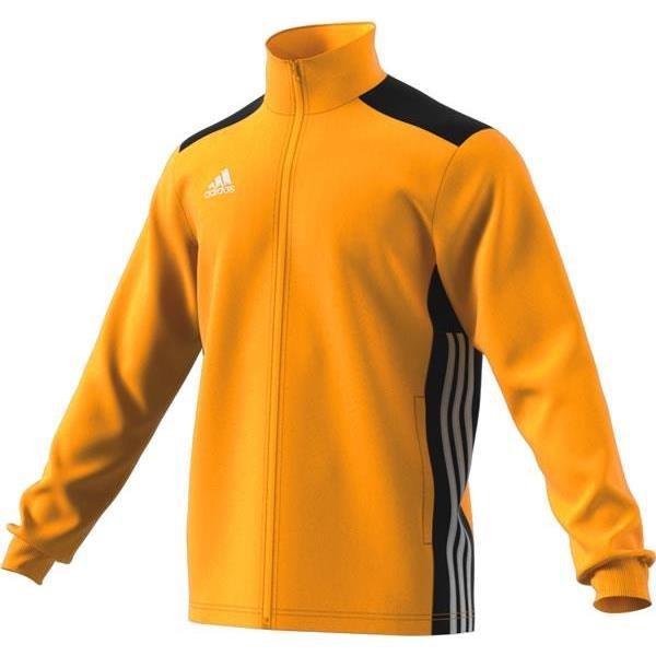 adidas Regista 18 Bold Gold/Black Pes Jacket Youths