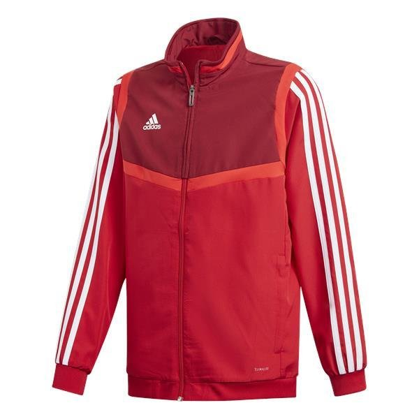 adidas tiro 19 Presentation Jacket Tech Ink/white